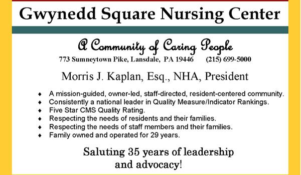 Gwynedd Square Nursing Center Logo