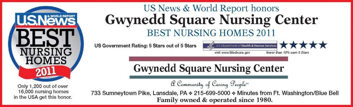 Gwynedd Sqare Nursing Center logo