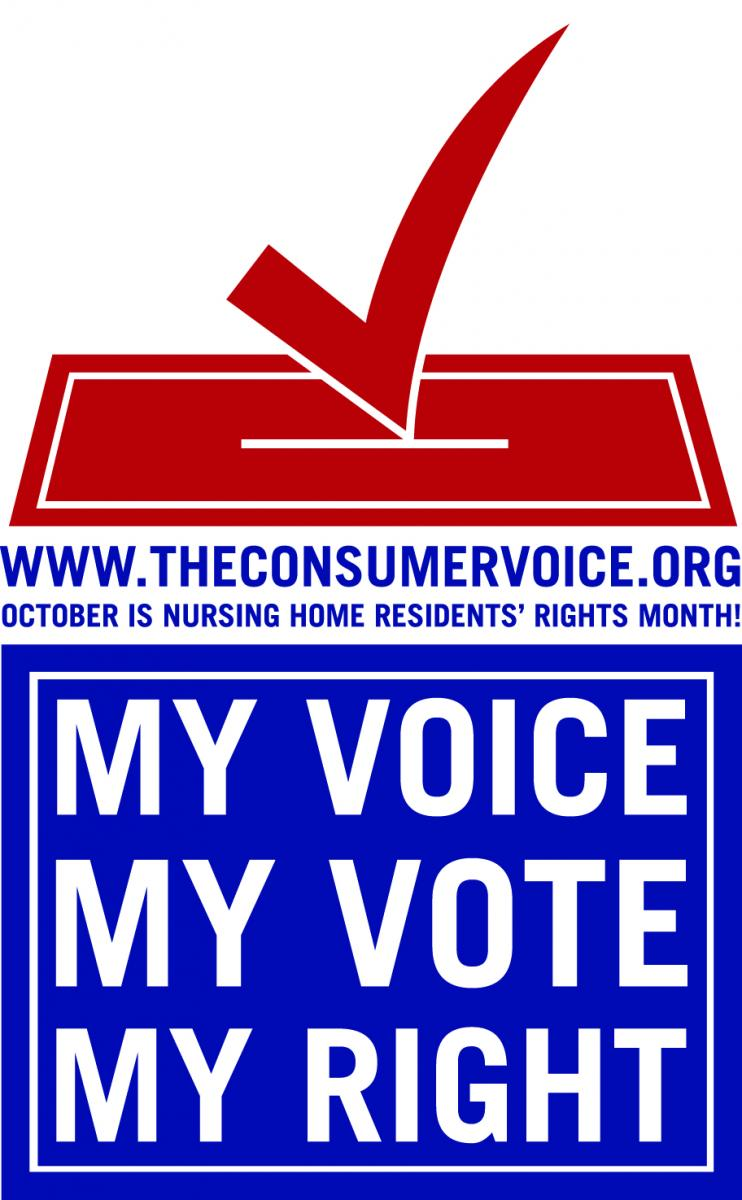 national consumer voice national residents right month 2012 logo